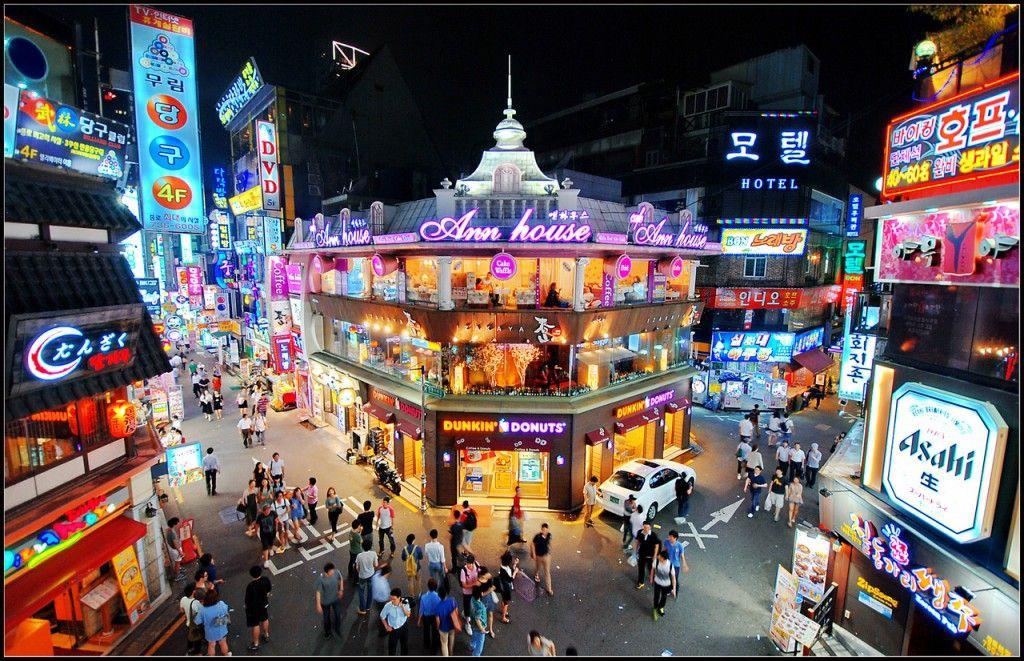 Voucher Tour Du lịch Hàn Quốc: HÀ NỘI - SEOUL - ĐẢO NAMI - CÔNG VIÊN EVERLAND